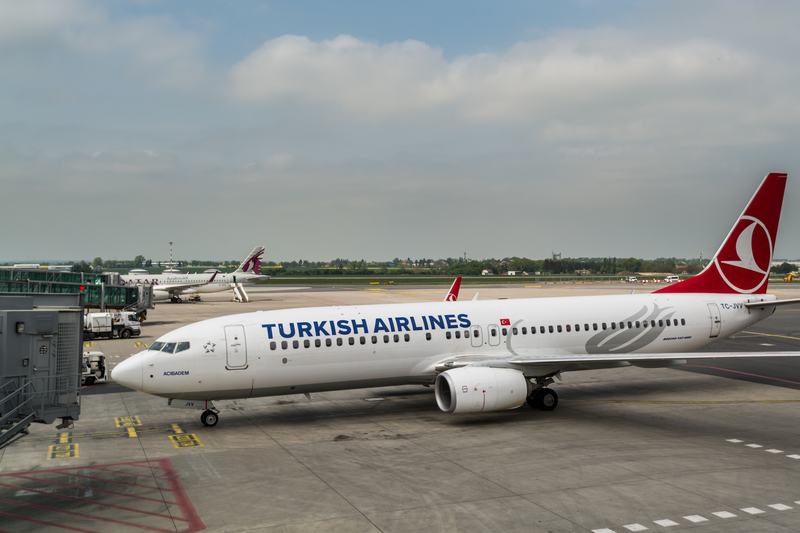 Ankara Airport is a hub for AnadoluJet and Turkish Airlines.